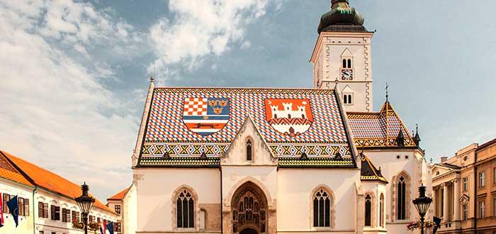 Qué ver en Zagreb | Iglesia de San Marcos