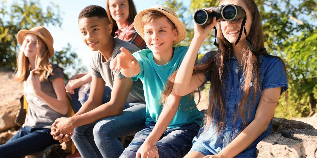 4 Consejos para afrontar el primer viaje de tus hijos