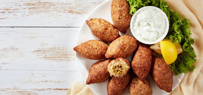 Comida típica de Arabia Saudí, Kibbe Senya