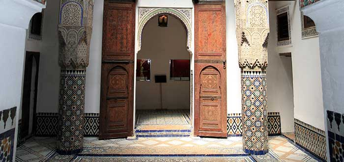 Qué ver en Meknès | Museo Dar Jamai