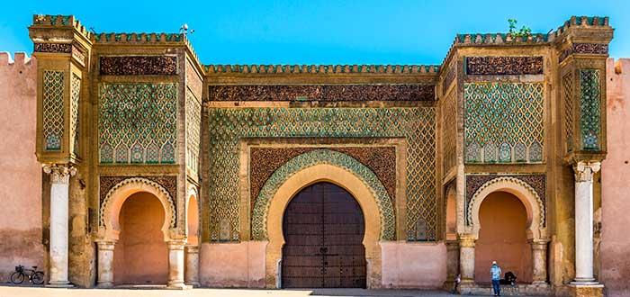 Qué ver en Meknès | Bab El Mansour