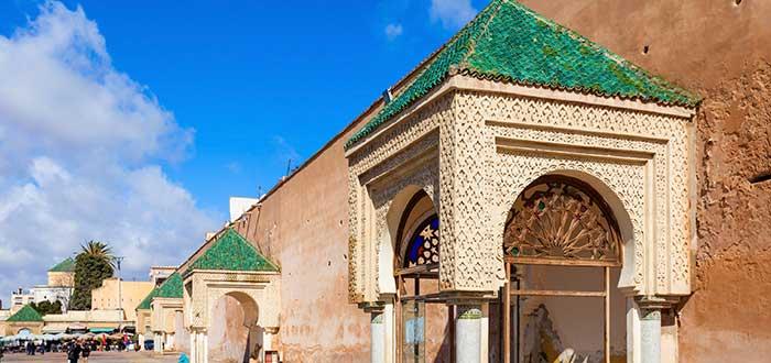 Qué ver en Meknès | Plaza el Hedim