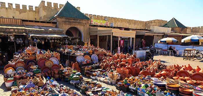 Qué ver en Meknès | Zocos