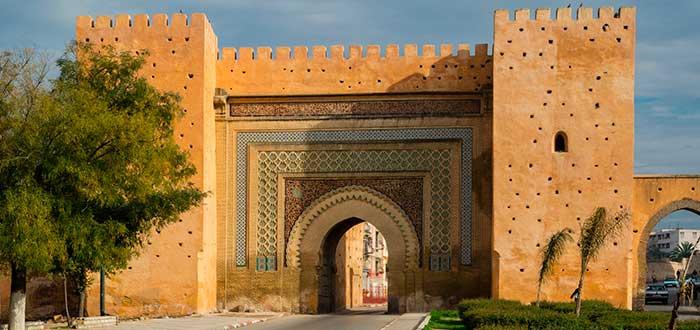 Qué ver en Meknès | Bab El-Khemis