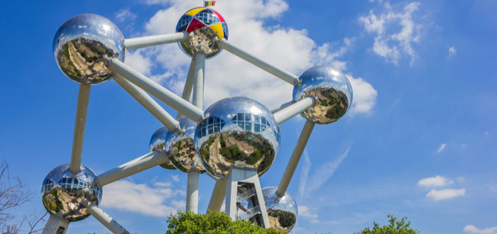 Qué ver en Bélgica. Atomium