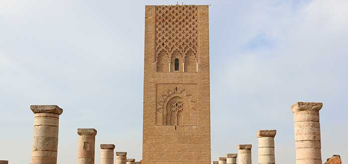 Qué ver en Rabat | Torre Hasán