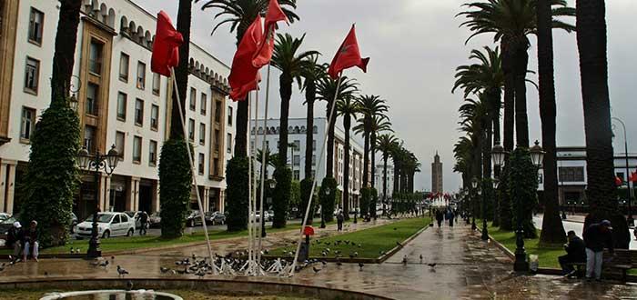 Qué ver en Rabat | Avenida Mohammed V