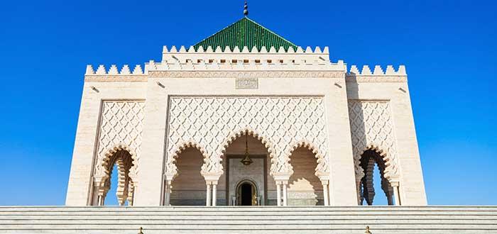 Qué ver en Rabat | Mausoleo Mohammed V