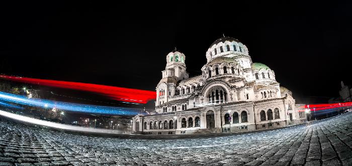 Qué ver en Sofia | Catedral de Alejandro Nevski
