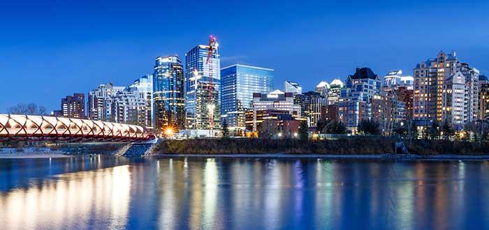 10 Ciudades de Canadá. Calgary