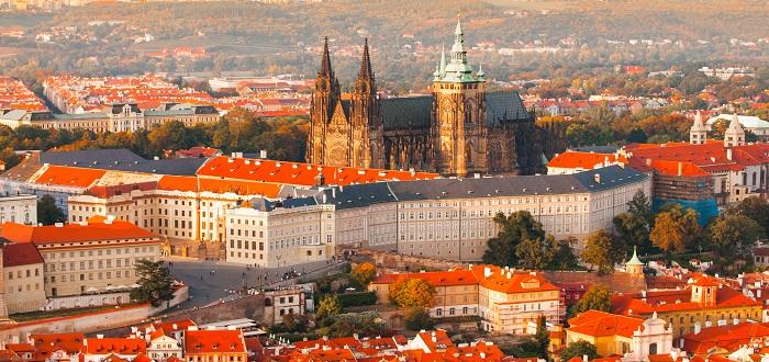 Qué ver en Praga   Castillo de Praga