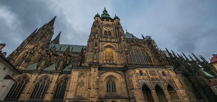 Qué ver en Praga   Catedral de Praga