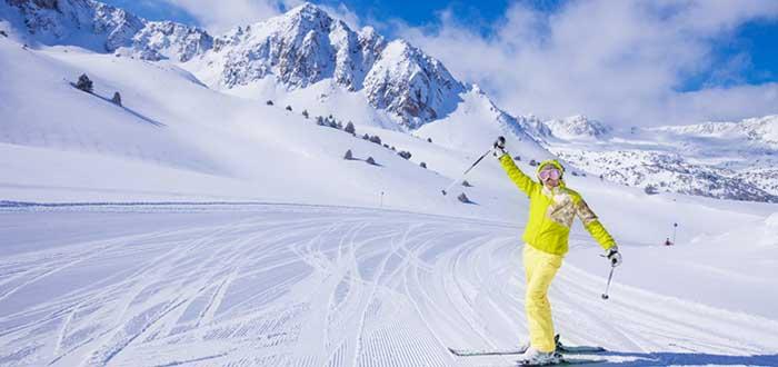 Qué ver en Andorra |Estación de esquí Ordino Arcalís