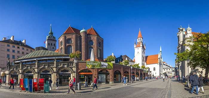 Qué ver en Múnich | 10 Lugares imprescindibles ¡Descúbrelos!