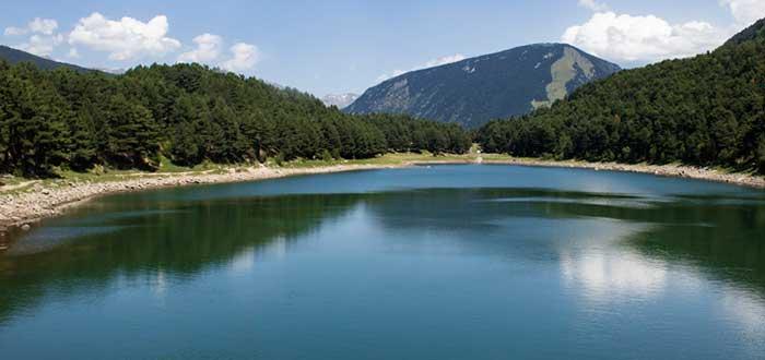 Lago de Engolasters
