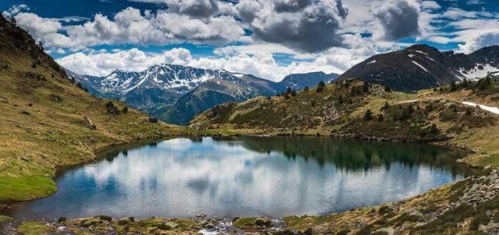 Qué ver en Andorra | Lagos de Tristaina
