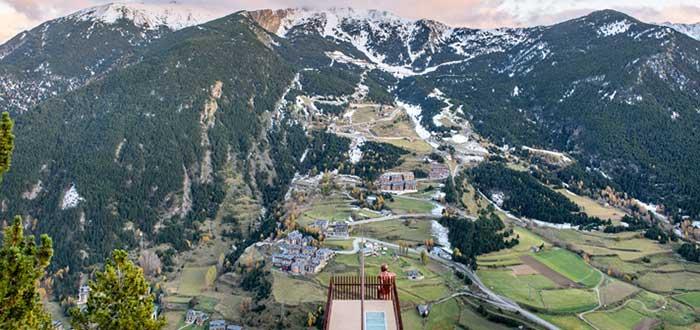 Quué ver en Andorra | Mirador Roc del Quer