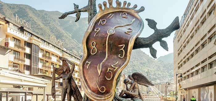 Nobleza de los tiempos de Dalí