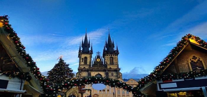 Qué ver en Praga   Iglesia de Tyn