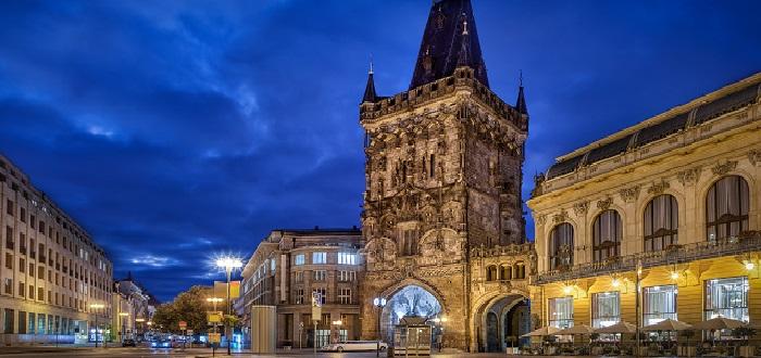 Qué ver en Praga   Torre de la pólvora