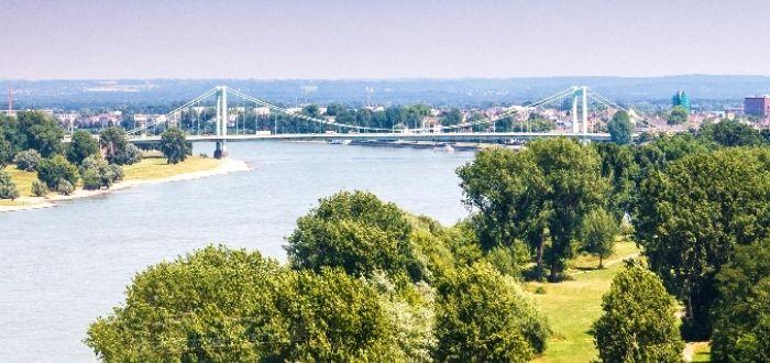 Rheinpark   Qué ver en Colonia