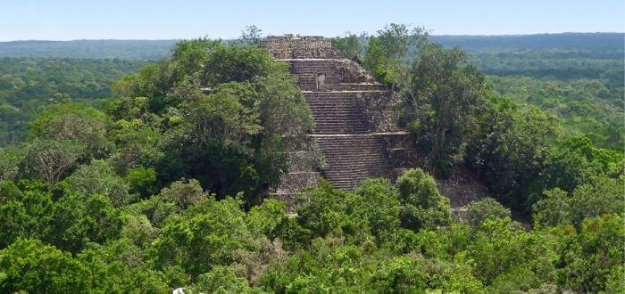 Reserva de la Biosfera de Calakmul, en Campeche