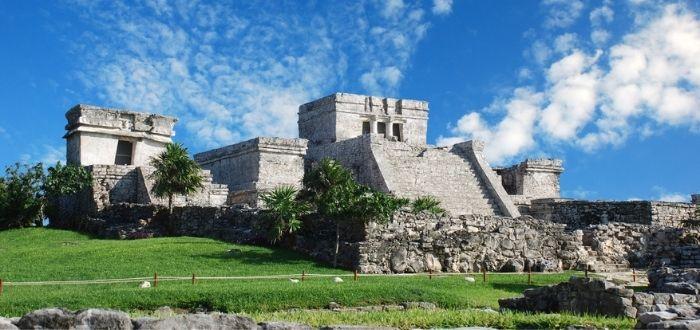 Ruinas de Tulum, en la Riviera Maya