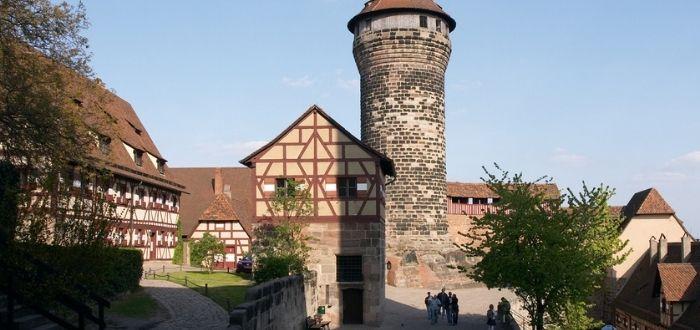 Castillo de Núremberg   Qué ver en Núremberg