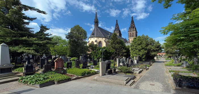 Qué ver en Praga   Vysehrad