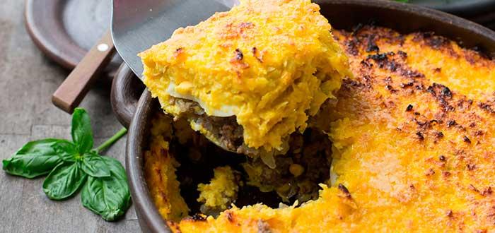 Comida típica de Chile | Pastel de Choclo