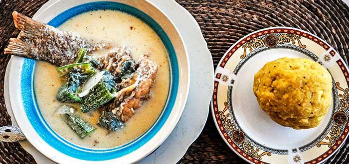 Comida típica de Belice | Sopa Hudut