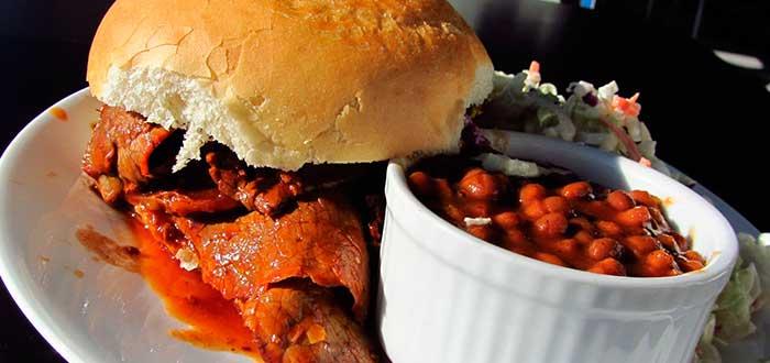 Comida típica de Canadá | Calgary Beef Hash
