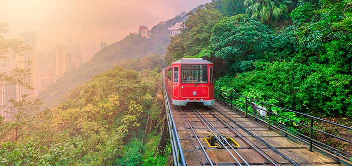 Qué ver en Hong Kong | The Peak Tram