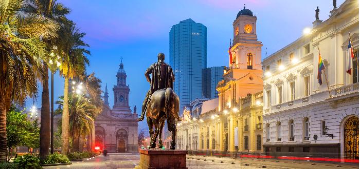 Qué ver en Santiago de Chile | Plaza de Armas