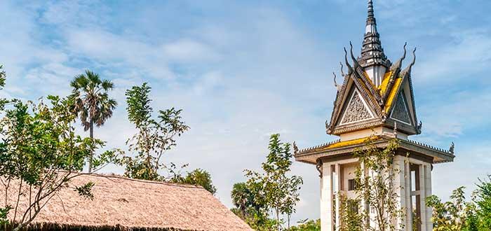 Qué ver en Camboya | Memorial Choeung Ek