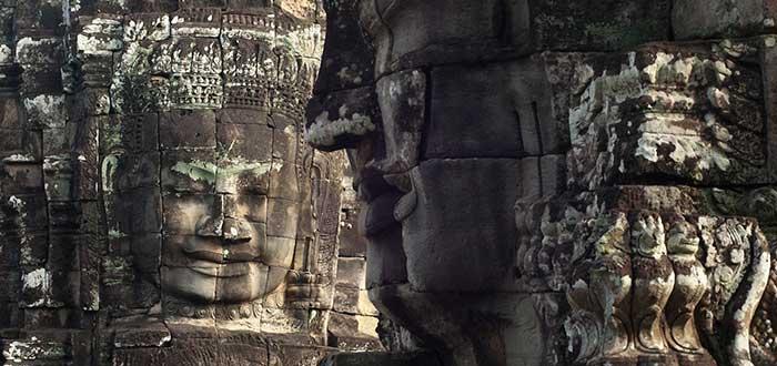 Qué ver en Camboya | Bayón