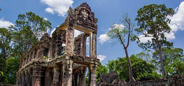 Qué ver en Camboya | Peah Khan