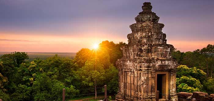 Qué ver en Camboya | Phnom Bakheng