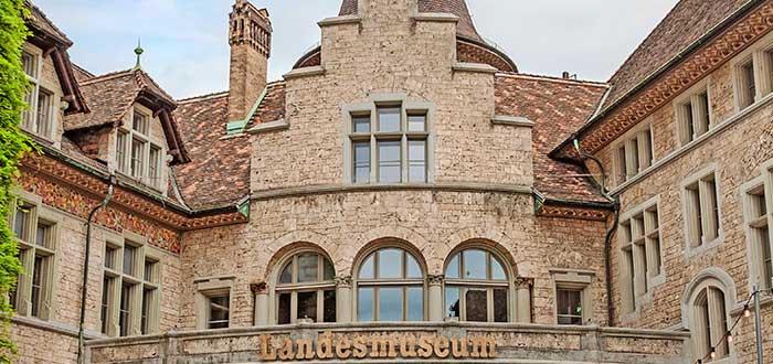 Qué ver en Suiza   Museo Nacional de Zúrich