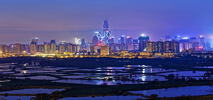 Ciudades de China | Shenzhen