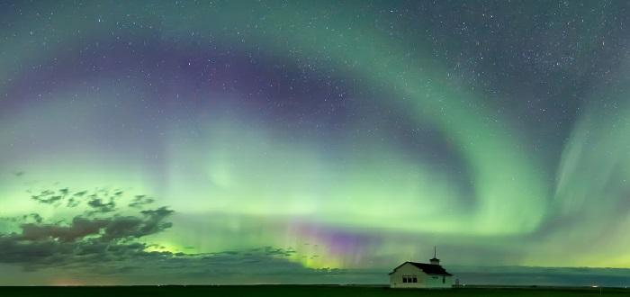 que ver en Canadá | Saskatchewan y las auroras boreales