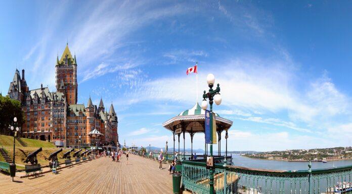 que ver en Canadá
