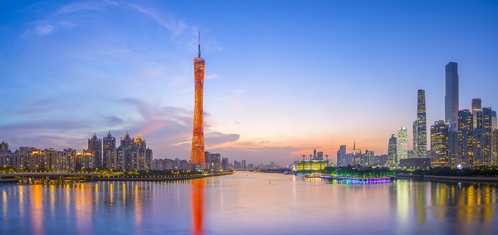 Ciudades de China | Cantón