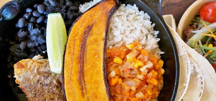 Comida típica de Costa Rica | Casado