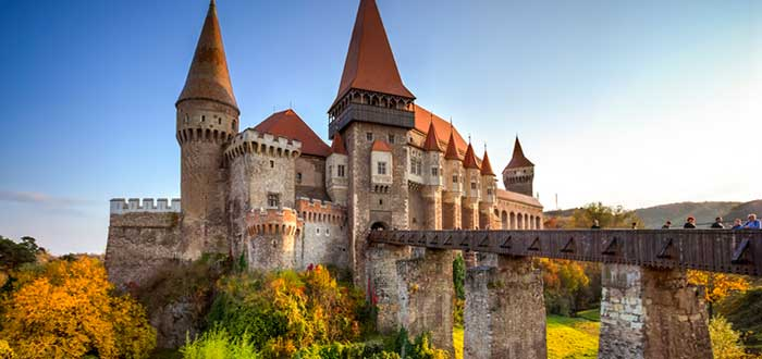 Qué ver en Rumanía | Castillo de Hunyad