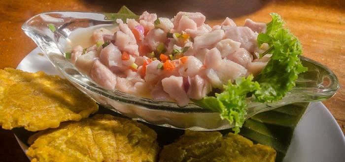 Comida típica de Costa Rica | Ceviche