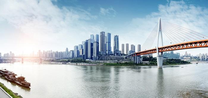 Ciudades de China | Chongqing