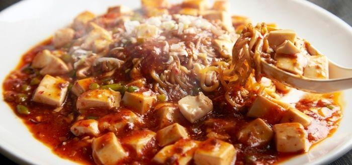 Mapo Tofu, comida típica de China