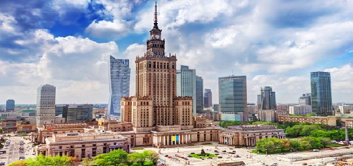 Qué ver en Polonia | Palacio de la Cultura y la Ciencia