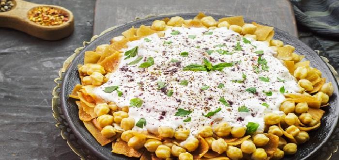 comida típica de Egipto